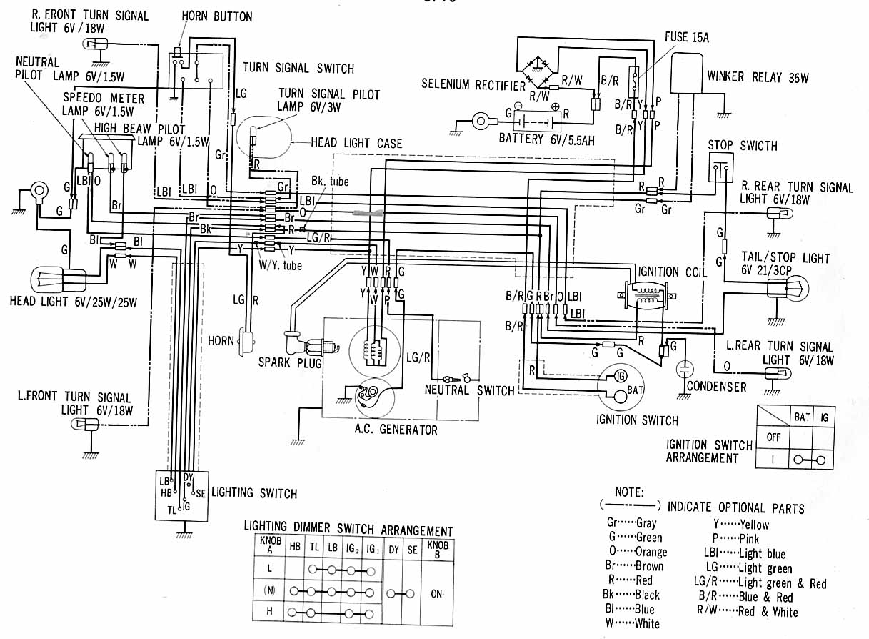 1971 Honda Ct70 Wiring Diagram Along With Ct70 Wiring Diagram Moreover
